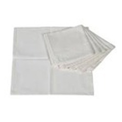 White Cotton Napkin