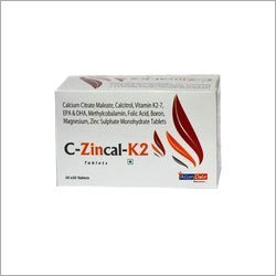C Zincal k2 Tablet