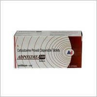 Cefpodoxie Proxetil Dispersible Tablets