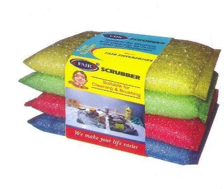 Acrylic Scrubber