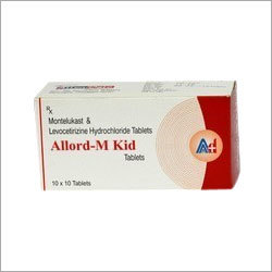 Tab Levocetrizine 2.5Mg Montelukast 4Mg Tablet
