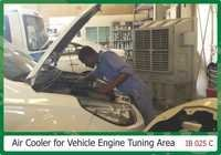 Air cooler For Engine Tuning Area