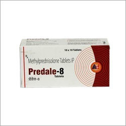Methylprednisolone 8Mg Tablet