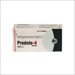 Methylprednisolone 4Mg Tablet