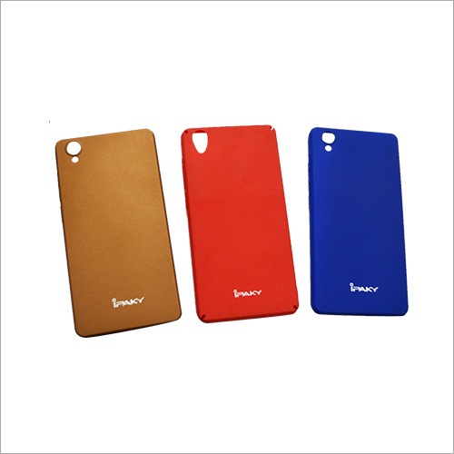 Plain Back Mobile Cover