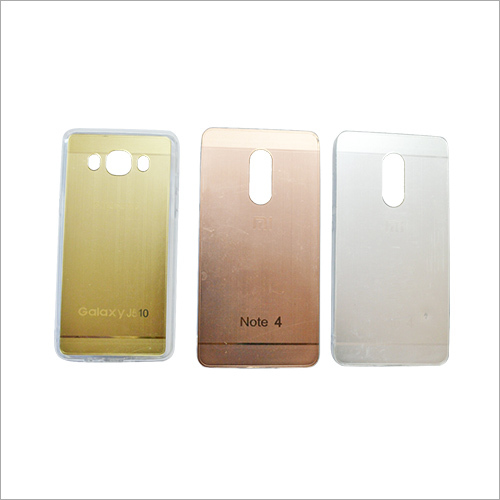 Branded Back Mobile Cover
