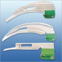 Disposable Fibre-Optic Laryngoscope Blades