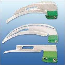 Disposable Fibre-Optic Laryngoscope Blades
