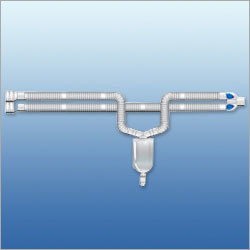 Ventilator Circuit Adult with 1 Water Trap