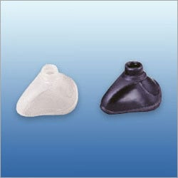 Rubber Anaesthetic Face Mask