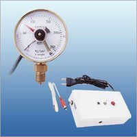 Minimum Contact Gauges & Gas Failure Alarm for Pipelines