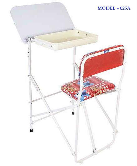 New Natraj Eductional Desk For Baby- Red
