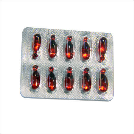 Pharmaceutical Soft Gelatin