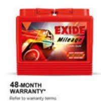Car Exide Batteries