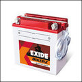 Four Wheeler Exide Batteries