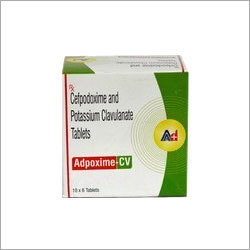 Cefpodoxime Proxetil 200Mg Clavulanic Tablet