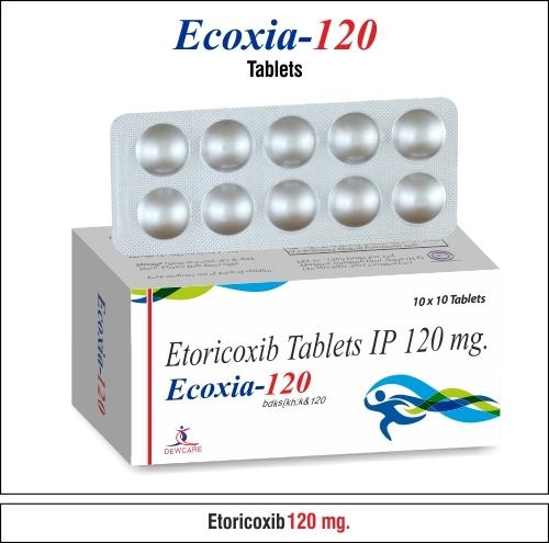 Ecoxia-120 Tab