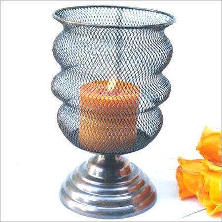 Metal Votive Candle Holder