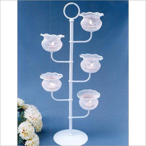 Decorative Four Tier Candle Stands
