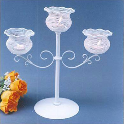 Designer Three Tier Candle Stand