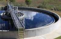 Water Treatment Plant Clarifier