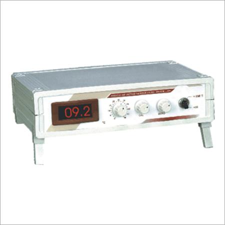 Dissolved Oxygen Monitor Cum Temperature Indicator