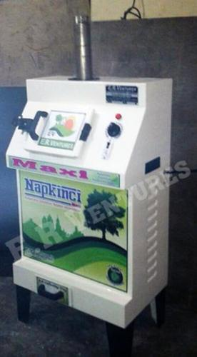 Firing Machine  - Sanitary Napkin Burning machine