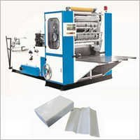 N Z Fold Tissue Making Machine