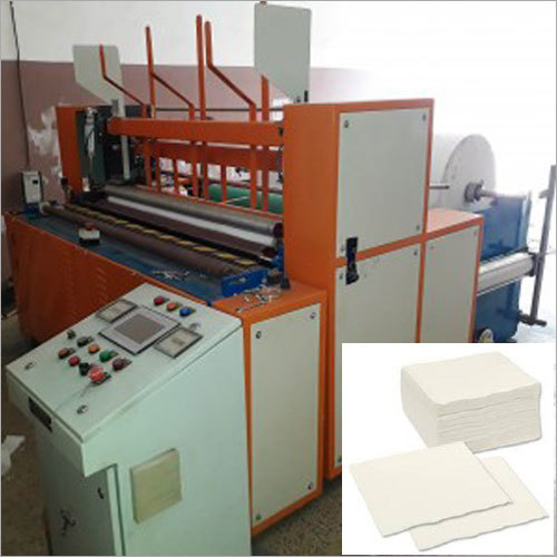 Toilet Paper Log Rewinding Machine