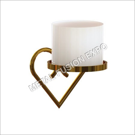Wall Pillar Candle Holder