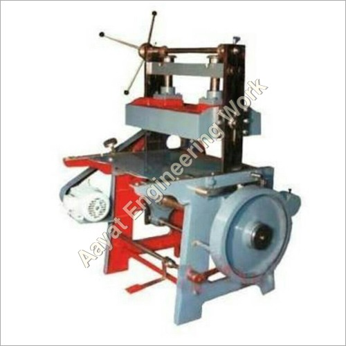 Industrial Paper Circle Cutting Machine