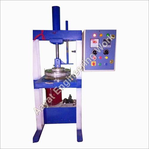 Hydraulic Kangura Paper Plate Machine