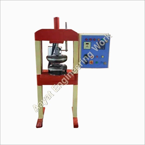 Hydraulic Manual Paper Plate Machine