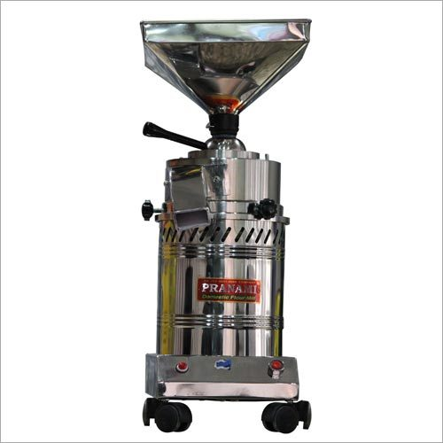 1.5Hp ROUND MODEL PRANAMI FLOUR MILL