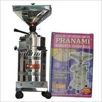 PRANAMI GHARGHANTI ROUND MODEL DOMESTIC FLOOR MILL