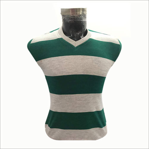 Mens V Neck Sleeveless T-Shirts