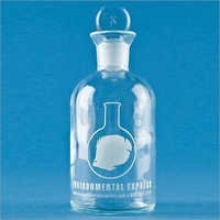 Environmental Express Glass Bottle w/ Stopper