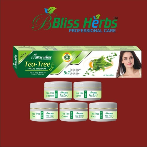 Tea Tree Facial Kit
