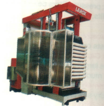 Fabric for Vertical Tower Press