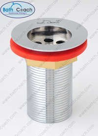 CP Waste Coupling with Nut and Rubber Washer