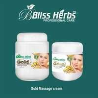 Gold Massage Cream
