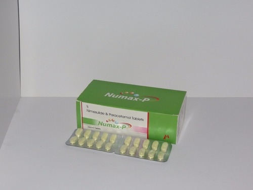 Nimesulide 100 Mg & Paracetamol 325 Mg Tablet