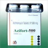 Azifort 500 - Azithromycin Tablets IP 500mg