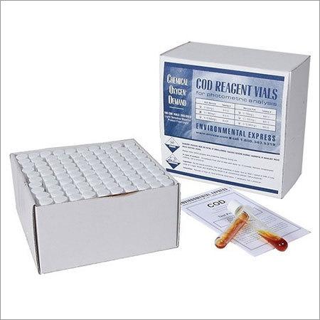 COD Reagent Vials