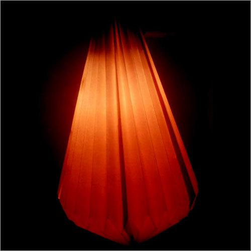 Paper Red Lamp