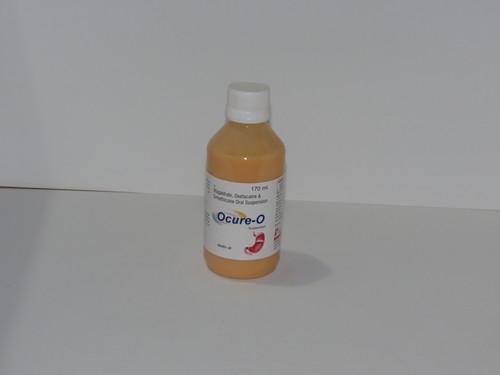 Megaldrate, Simethicone & Oxetacain Suspension