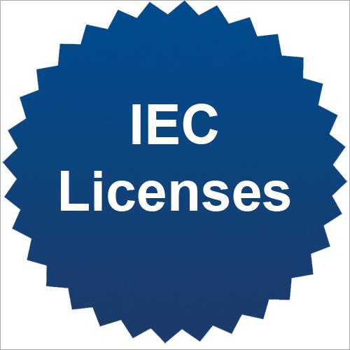 IEC Licenses