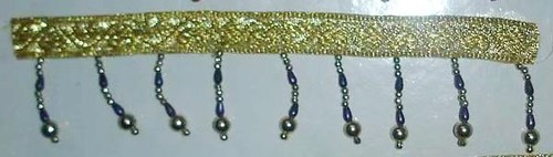 SMALL BEADED FRINGE