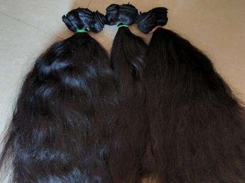 Single Machine Weft Hair