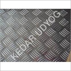 Aluminium 5 Bar Chequered Plate